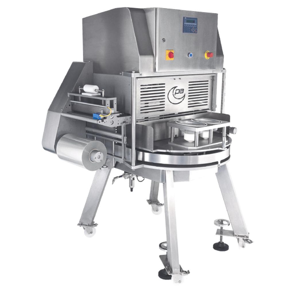 Imagen del producto de la máquina de sellado PA182 de Packaging Automation