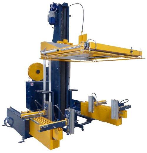 Imagen del producto de la máquina de flejado automático Reisopack 2904