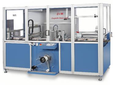 Imagen del producto de la máquina de envoltura retráctil BVM Compacta Genius
