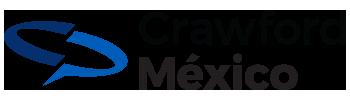 Una versión en color del logotipo de Crawford México