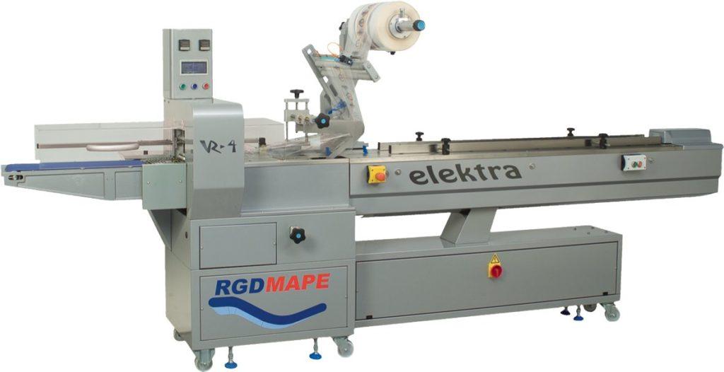 Imagen del producto de la máquina de envoltura de flujo RGD MAPE VR-4