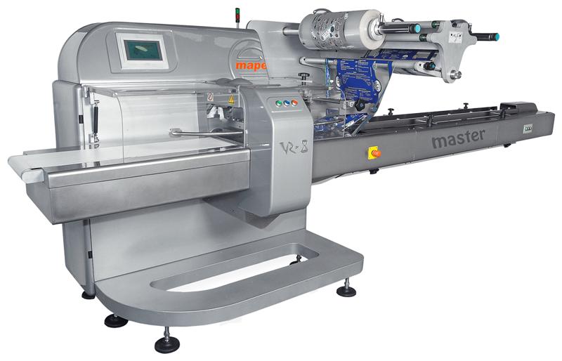 Imagen del producto de la máquina de envoltura de flujo RGD MAPE VR-8
